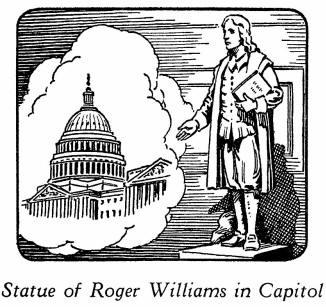 Trouble in the Bible Commonwealth Roger Williams (1636) AKA the Independent Man Providence, RI First Baptist Church in America Established no oaths regarding religious beliefs, no compulsory