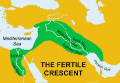 Mesopotamia Mesopotamia was part of a larger region called the Fertile Crescent.