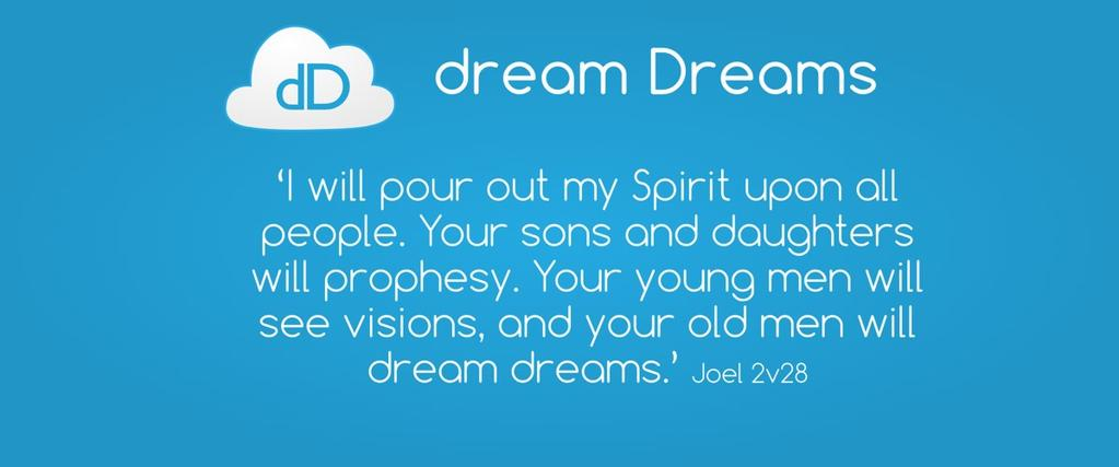 Dare to Dream by Rev. James C.
