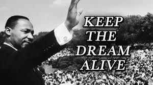 "We must mark him now, if we have not done so before, as the most dangerous Negro of the future in this Nation from the standpoint of communism, the Negro and national security."" He was a dreamer, Dr."
