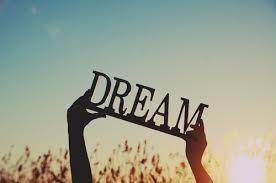 Everybody dream Dream of peace and Dream of justice - - Dream of healing -- Dream of loving Dream -- Everybody dream -- Turn our dreams into reality -- Dream of caring -- End of hunger -- Dream