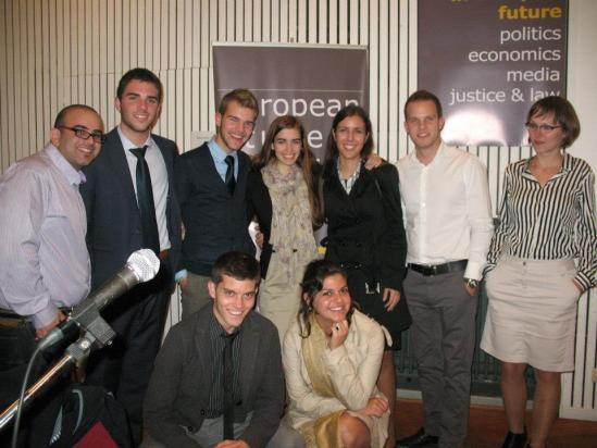 media and law, including some who had been European Student Forum participants a decade ago.
