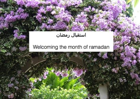 The Companions of the Prophet would think about Ramadan for 11 months in the year. For 6 months after the Ramadan they would ask Allah to accept their worship in the Ramadan that has passed.