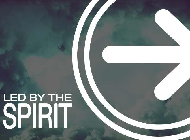 Living the Spirit-Led Life WEEK 3: