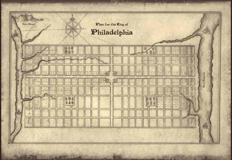 CHAPTER 16: William Penn and the Quakers William Penn laid out the plans for the city of
