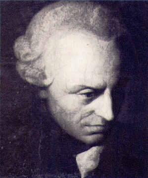 Deontological Ethics Kant An action's moral value is determined by the nature of the action itself and the agent's motive DE contrasts with Utilitarianism which says that the goal or consequences of