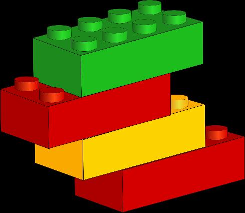 Christmas Eve: A pattern of promise-keeping Objects needed: Colored Legos that you can stack and make a pattern with.