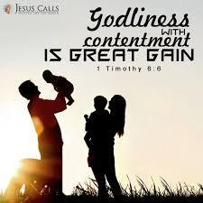 When we are faithful in the little things God then entrusts to us greater things (Luke 16:10) (Matthew 25:20-23) Being content in each season of our life is a great key to seeing all that God has