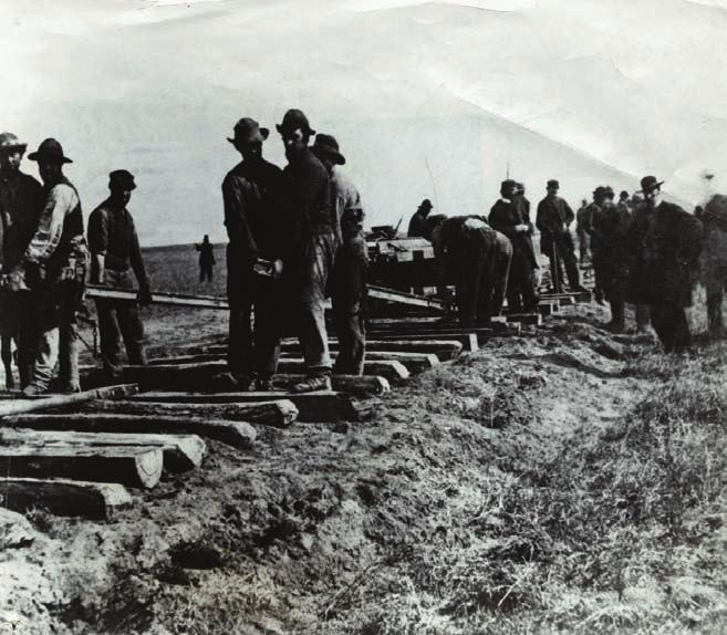 Immigrants from Eastern Europe worked alongside Mexicans and Greeks on Idaho s Oregon Short Line.