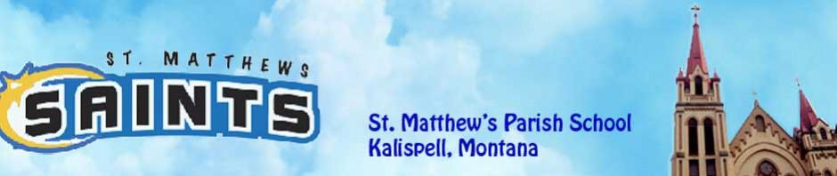SCRIP NEWS School Announcements www.saintmattsaints.org Your Word Is A Lamp Psalm 119 The Scrip and Parish Offices will be open on Monday, Tuesday, Wednesday and Thursday only.