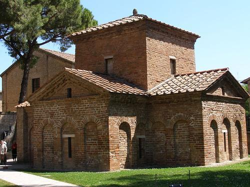 Early Christian Art Ravenna = Capital of Western Roman Empire Former