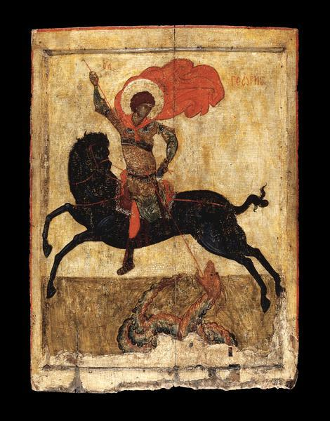 Icon of Saint George ( The