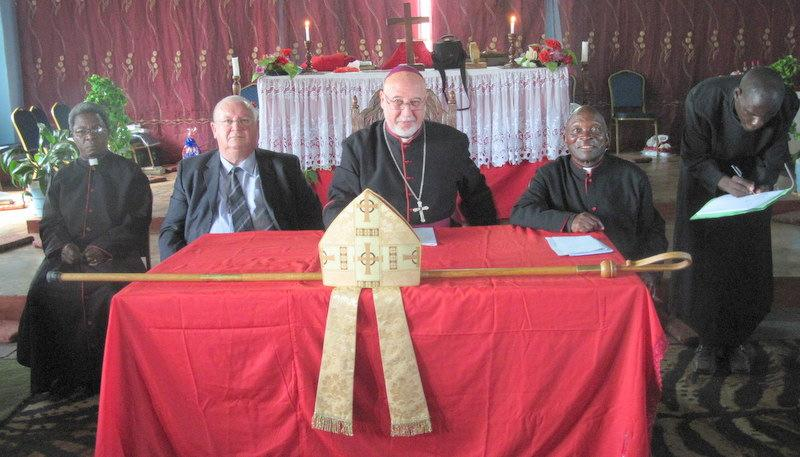 It must be stated here that great care has been taken in Southern Africa not to multiply Bishops, as has been the case in some of our neighbouring churches.