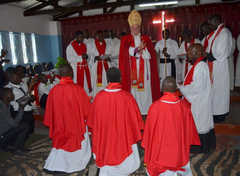 Bishop Michael; their previous Licences