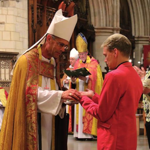 Southwark Pastoral Auxiliary (SPA) ministry Southwark Pastoral Auxiliaries (SPAs) are lay men and women commissioned by the Diocesan Bishop to help develop caring and pastoral work on behalf of the
