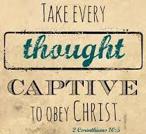 It is so important that we CONTINUALLY look for the best in others and that we are always quick to take all wrong thoughts captive and to replace them with Christ centred thoughts.