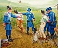 The court said that the Cherokee nation were sovereign nation and had a right to their land.