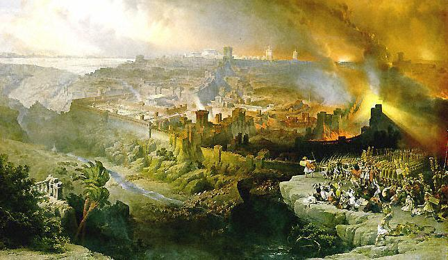APOCALYPSE SOON The Marriage Supper of the Lamb (Revelation 19:1-9) Babylon the Great has been destroyed. The city that was the crown jewel of the Antichrist s Empire is no more.
