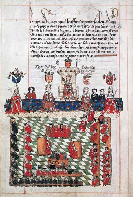 CHAPTER 18: A New Kind of Government In 1295, King Edward I of England created the Model Parliament.