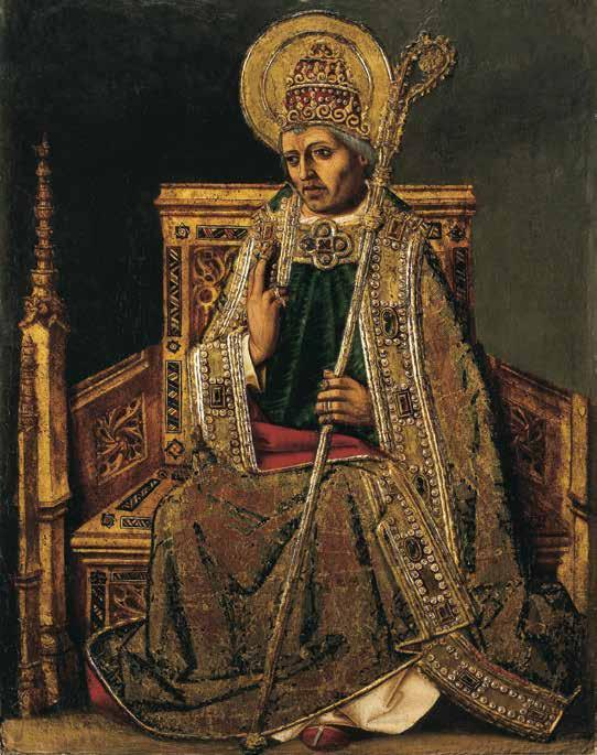 CHAPTER 3: Two Churches In 590 CE, Pope Gregory, who became known as Pope Gregory the Great, was appointed.