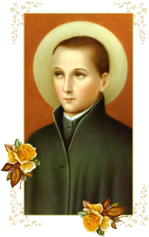 SAINT JOHN BERCHMANS Patron Saint of Altar Servers John Berchmans was born on March 13, 1599, over 400 years ago. He died on August 13, 1621 at the aged of 22.
