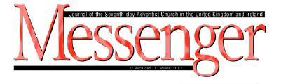 The Messenger Offering when taken, is collected on the last Sabbath of January each year. Many churches make a contribution from their annual budget.
