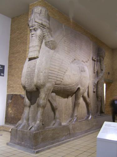 Assyrian craftspeople famous for