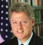 After Clinton became the governor of Arkansas, he joined Billy Graham at the Little Rock Crusade in 1989. Mr. Graham also visited Clinton in the Oval Office after he became president.