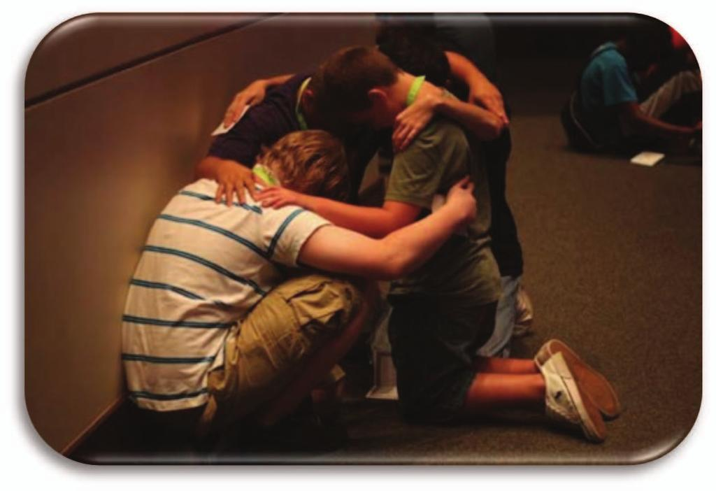We invite each member of the congregation at Good Hope to be praying daily specifically for the family and youth ministry (scheduled to begin on January 1st).