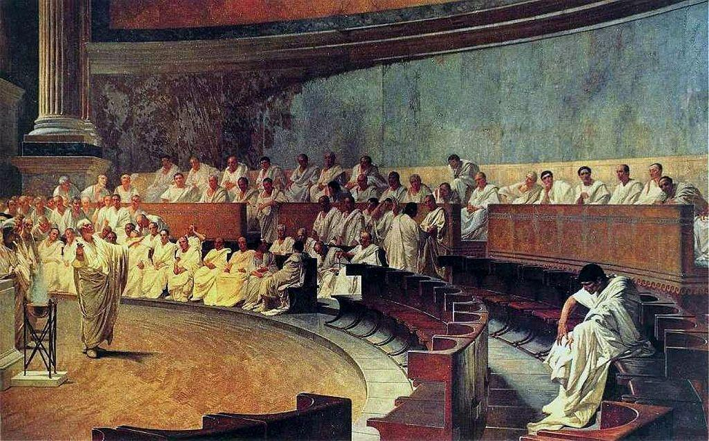 Had 300 members who served as advisors to consul The most powerful branch of the government Before 367 BC,