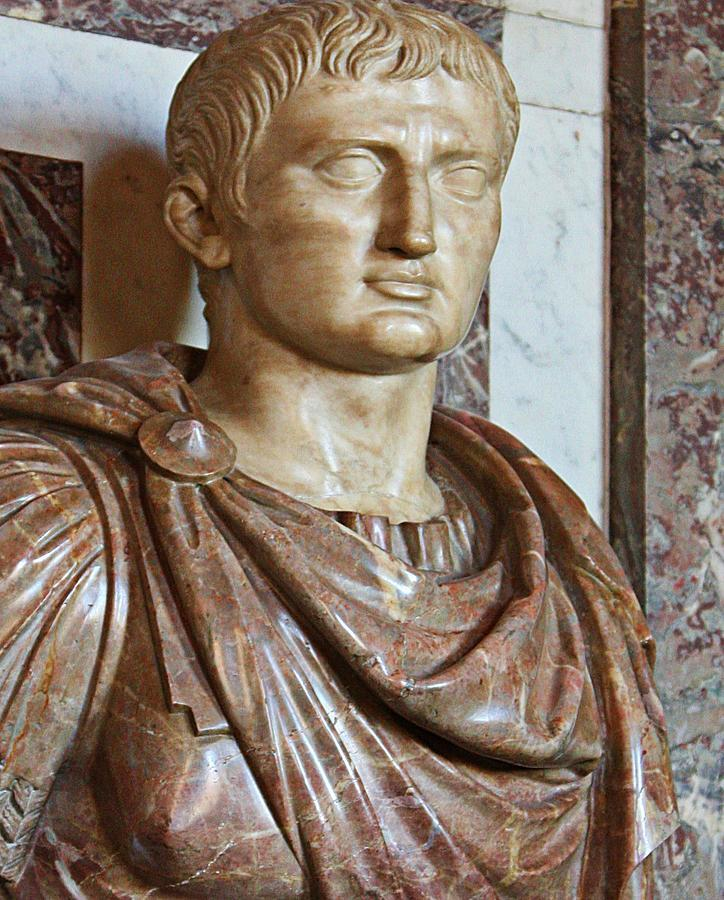 49 BC- War between Caesar and the Senate He won the war and became dictator of the Roman world for 6 months per