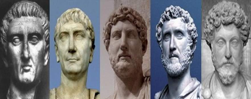 There were 5 Good Emperors during this time period: