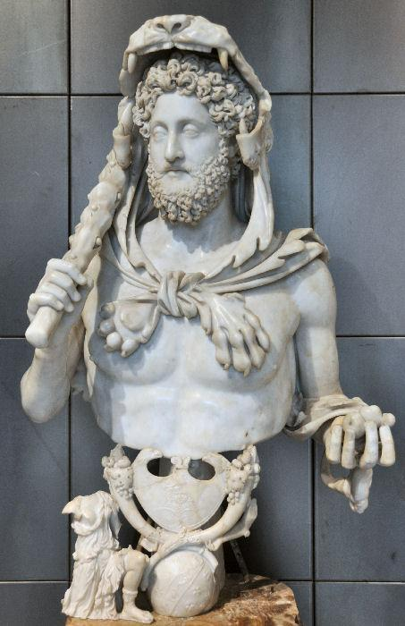 Weak, corrupt rulers starting with Commodus in AD 180 They stole
