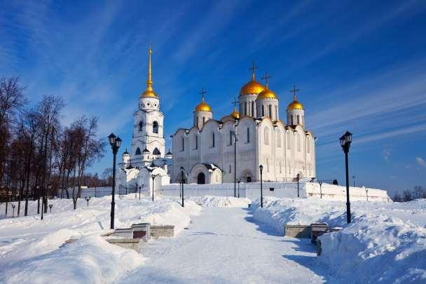 Not Included: Full visa service International airfare (included on request) Optional tours and services Golden Ring: Sergiev Posad, Vladimir, Suzdal, Kostroma, Yaroslavl, Rostov Veliky 3 days / 2