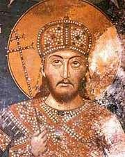 B. Serbia 1. By 1100s CE a. Formed a unified kingdom b. Accepted Eastern Orthodox Christianity c. Adopted the Cyrillic Alphabet 2.
