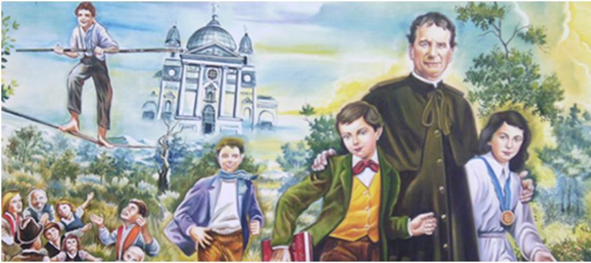 January 29 - Day 8 Young people s need for a father, teacher, and friend From Don Bosco, The Preventive System in the Education of the Young : The practice of the preventive system is wholly based on