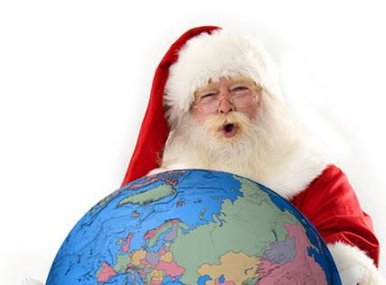 THE LOREM IPSUMS Christmas Around the World http://www.the-north-pole.