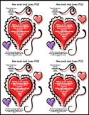 Valentines for church and ministry communication creators How to use this: it is perfectly acceptable in most gift-giving situations to let folks know