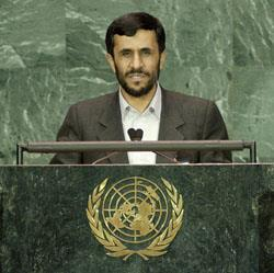 Today In 2005, Moahmoud Ahmadinejad, the former mayor of Tehran, won the presidency. He turned Iran in a more conservative direction.