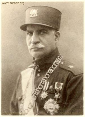 Reza Shah Reza Shah Pahlavi was a general in the Persian army who: Led the coup d etat to overthrow the last Qajar shah in 1923. Sought to modernize Iran. Reduced the power of the clergy.