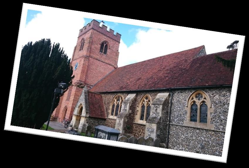 Our Churches church, dating back to 1298 is situated in Winkfield on the edge of Windsor Forest.