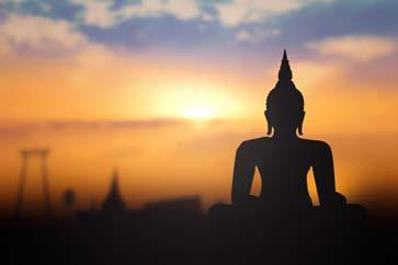Dharma Day Dharma day marks the day when the Buddha began teaching.