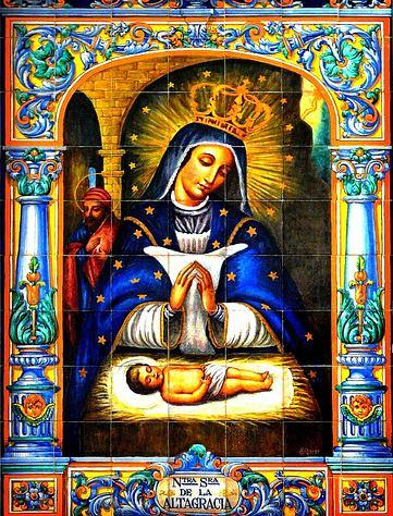 ANNOUNCEMENTS! NOVENA TO THE VIRGIN OF ALTAGRACIA PRAY THE ROSARY AND THE NOVENA EVERYDAY AT 7:00PM ENDING FRIDAY, JAN.