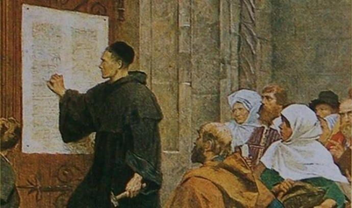 Recall from yesterday What were the long-term causes of the Protestant Reformation (before 1517)?