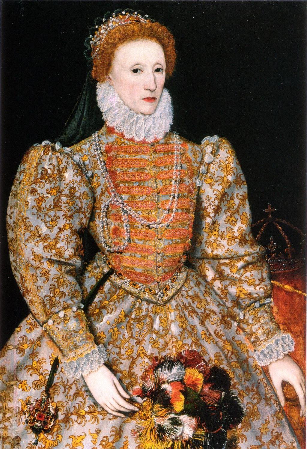 resulted in widespread oppression of Protestants ( Bloody Mary ) 1558- Elizabeth I restored