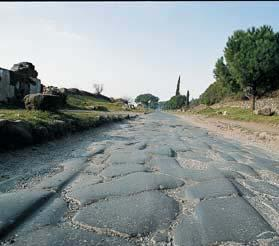 TERMS & NAMES republic Senate patrician plebeian Julius Caesar empire Augustus Constantine ROME, 295 B.C. Yet another Roman road was completed today! Rome is famous for its vast network of roadways.