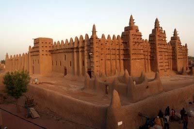 In Timbuktu (West Africa city) by 1500, over 150 Islamic