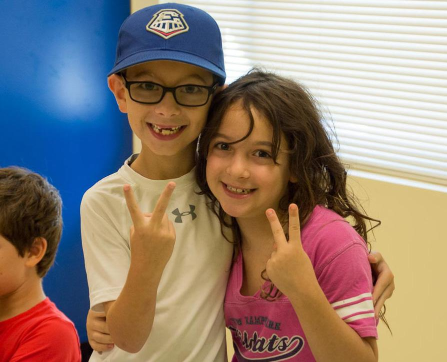 This is a fantastic introduction to Jewish education at Temple Sinai.