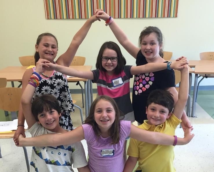 CLUB 56 CLUB 56 is Temple Sinai s youth group for fifth and sixth graders. The goal of CLUB 56 is to create a fun, welcoming community for everyone and build a strong youth group culture!