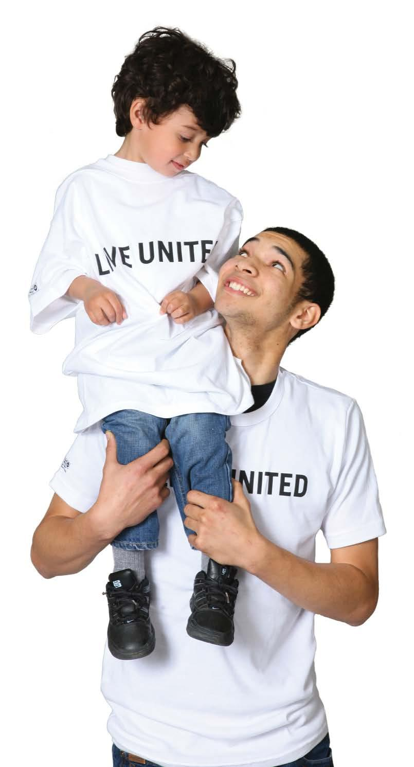 Mile High United Way creates opportunities for all children, their families, and individuals through our unique position at the intersection of the public, private, philanthropic, and nonprofit